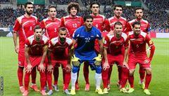 Pohádka fotbalistů Sýrie končí. Na MS se nepodívají, v baráži je vyřadila Austrálie