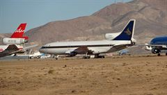 Hřbitovy letadel skryté v pouštích. Některé stroje odsud vstanou z mrtvých