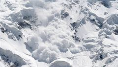 V Malé Fatře na Slovensku zabila lavina skialpinistů. Lavinové nebezpečí ještě poroste