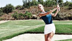 Paige Spiranacová: mezi golfovou elitou jen díky sex-appealu