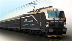 Leo Express se uchází o státní rychlíky. Láká na vlaky z Číny i ze Škody