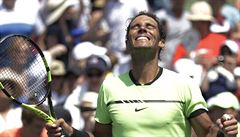 Pátý pokus. Nadal je ve finále v Miami, v cestě za prvním triumfem stojí Federer
