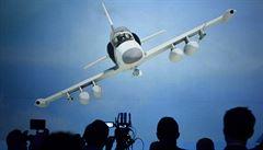 Aero Vodochody představilo nový letoun L-159, řeší sériovou výrobu