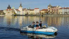 Počet ruských turistů v Praze se v letošním roce zvedl o více než polovinu