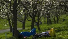 O Velikonocích vystoupají teploty přes den ke 14 stupňům
