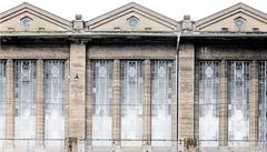 Industriál v Poděbradech. Hydroelektrárna a zdymadla v stylu moderny