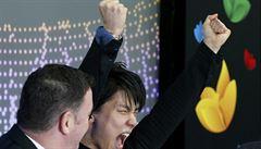 Krasobruslař Březina byl na MS 18., díky světovému rekordu vyhrál Japonec Hanju