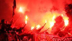Za výhružky Strakovi dostala Slavia podmínku. Ve vzduchu visí i hrozba uzavření tribuny Sever