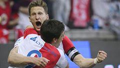 Tři výjimky a Slavia mezi nimi. Budou se sešívaní coby lídr tentokrát z titulu radovat?