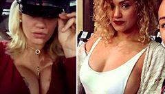 VIDEO: Boj o umělá prsa Gonzalezová vyhrála. V oktagonu ji ale soupeřka zničila