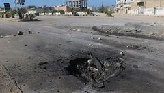 Rusko vetovalo rezoluci Rady bezpečnosti OSN odsuzující chemický útok v Sýrii