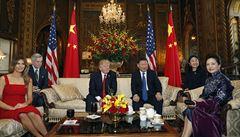 Trump: S čínským prezidentem jsme navázali přátelství