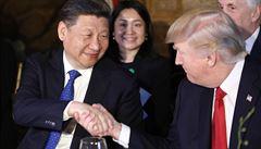 Blíží se chvíle, kdy Trump pošle Číňany k čertu, říká expert USA na východ Asie
