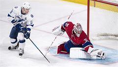 NHL: Palát přihrál na gól, Tampa udržela naději na play off