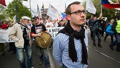 Svoboda slova není bezbřehá, podněcujete nenávist, píše antisemitovi Bartošovi soud