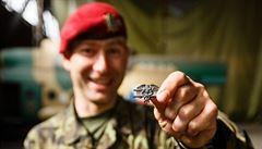 Historický úspěch. První český voják získal prestižní odznak americké armády