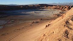Poušť Atacama podobná Marsu přitahuje vědce