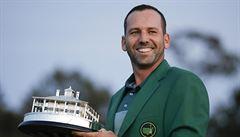 Nemám na to vyhrát major, tvrdil golfista Garcia. Nyní Španěl ovládl Masters