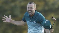 Diskvalifikace na golfovém turnaji. García  neudržel nervy a ničil greeny