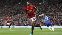 United válí, vyhrál devátý z 10 zápasů pod Solskjaerem. Agüero sestřelil hattrickem Arsenal