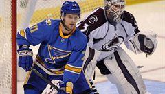 NHL: Návrat po třech letech do St. Louis oslavil Sobotka gólem, McDavid má stovku