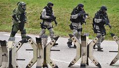 V Temelíně se konalo protiteroristické cvičení. Vycházelo z útoku v Berlíně