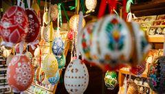 Pražané mohou o Velikonocích vyrazit na trhy nebo koncerty