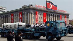 Válka USA se Severní Koreou není na spadnutí. Scénáře ale existují