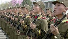 Do Jižní Koreje uprchl další voják z KLDR, po útěku zazněla střelba