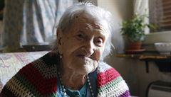 Zemřel poslední člověk narozený v 19. století, Italce Emmě Moranové bylo 117 let