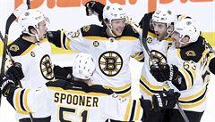 NHL: Ottawa potrestala v prodloužení faul Pastrňáka a vyřadila Boston