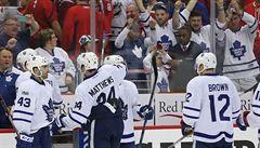 NHL: Chicago v NHL podlehlo Torontu a neuspělo počtvrté v řadě