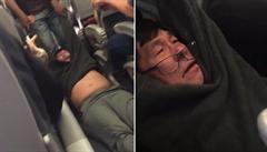VIDEO: Američan nechtěl uvolnit zaplacené místo v letadle, surově ho vyvlekla ochranka