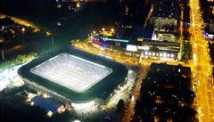 Čínským investorům patří vedle Slavie už také stadion v Edenu