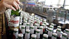 Rekord státního pivovaru: Budvar loni prodal nejvíce piva v historii