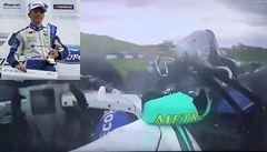 VIDEO: Hrozivá nehoda. Sedmnáctiletý formulový talent přišel o obě nohy