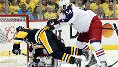 NHL: Nashville a Pittsburgh postupují, Rangers uspěli v prodloužení