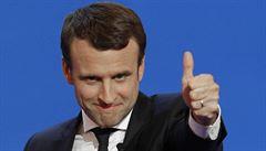 Bankéř u Rotschildů i levicový lidumil. Kdo je muž, který chce vládnout Francii