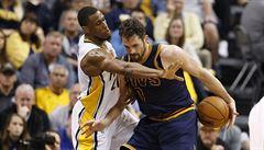 NBA: Cleveland je prvním postupujícím do čtvrtfinále play off
