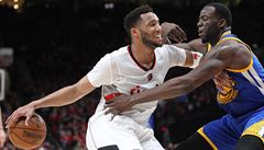 NBA: Golden State slaví postup, Atlanta vyrovnala sérii s Washingtonem