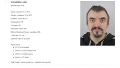 Policie pátrá po muži z Prahy, může se pokusit o sebevraždu. Nechal dopis na rozloučenou