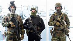 Německá armáda roky věděla, že voják vydávající se za uprchlíka je pravicový extremista