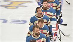 Češi deklasovali Švédy osmi góly a vyhráli České hokejové hry