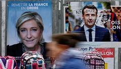 7. května beze mě. Desítky tisíc Francouzů odmítají volit 'mezi morem a cholerou'