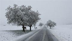 Zima v květnu není neobvyklá. Na 20 stupňů zatím zapomeňte, říká meteorolog