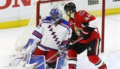 NHL: Pageau čtyřmi góly pomohl k výhře Ottawy. Pittsburgh podruhé vyhrál ve Washingtonu