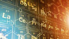 Vědci objevili novou metodu popisu chemických vlastností prvků