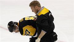 Blízko konci kariéry? Crosby znovu s otřesem mozku a hokej se strachuje o modlu