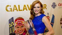 Česká biatlonistka roku Koukalová tuší, že vrchol kariéry má ještě před sebou