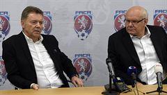 Fotbalové kluby proti Berbrovi nepůjdou. Chtějí najít kandidáta na předsedu společně